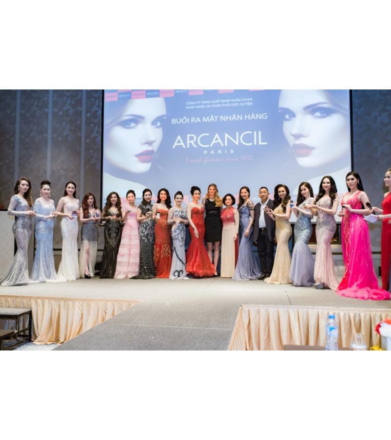 Lễ ra mắt thương hiệu Arcancil tại Việt Nam